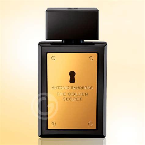 Golden Secret the golden secret antonio banderas eau de toilette masculino