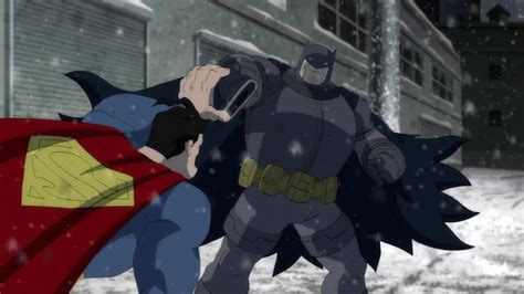 Dc Unlimited Batman Tdkr Frank Miller the and me reviews and more batman and superman to justice