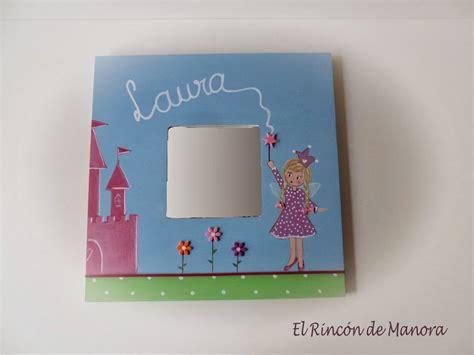 decorar con espejos malma malma de princesa rubia cuadros y espejos infantiles by