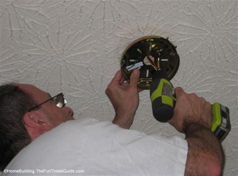 hooking up a ceiling fan how to choose and install a ceiling fan fun times guide