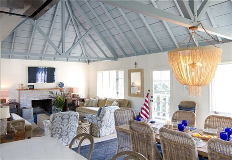 Coastal Interiors by Cottage With Beautiful Coastal Interiors Home