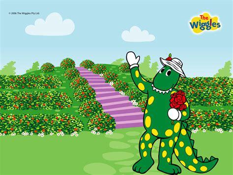 dorothy  dinosaur  wiggles wallpaper