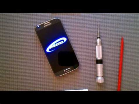 samsung galaxy s4 screen and charging port fix complete