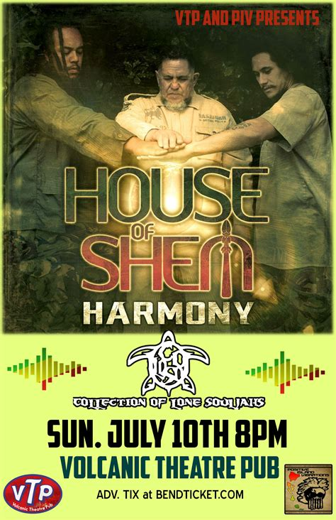 house of shem house of shem w coloso at volcanic tickets volcanic theatre pub bend or sun