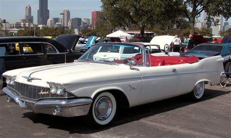 Chrysler Imperial 1960 by 1960 Chrysler Crown Imperial Convertible 21933