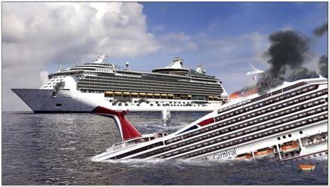 carnival paradise cruise ship sinking cruise ship sinking now sinks home design inspiration