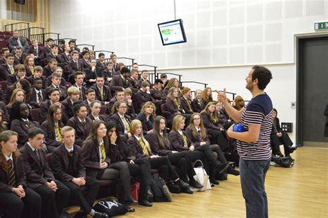 House Planning Online visit to abraham darby academy in shropshire dan freedman