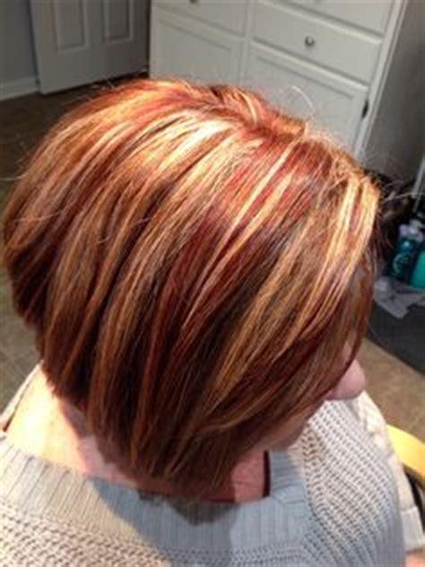 haircuts georgetown tx red hair copper and plum highlights hair by cameron