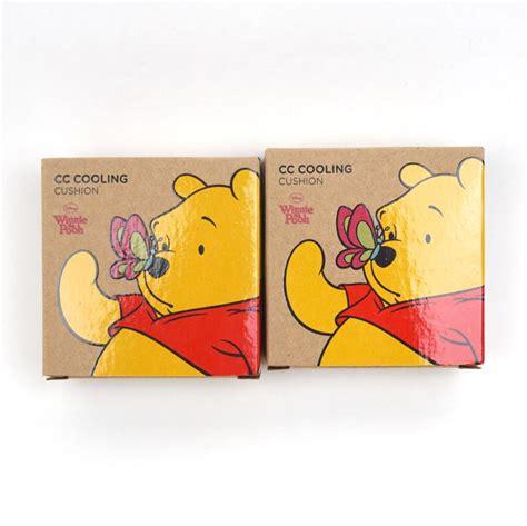 Faceshop Disney Edition Winnie The Pooh Honey Pot Moisturizing Mask the shop cc cooling cushion winnie the pooh edition