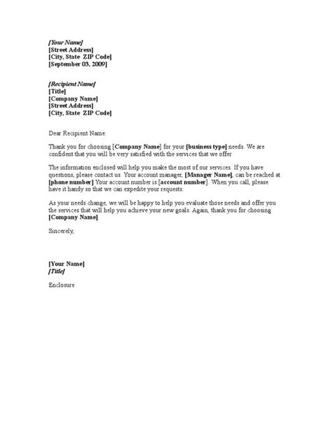 9 Welcome Letter Sles Sle Letters Word Welcome Email Template For New Client