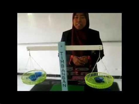cara membuat neraca timbangan alat peraga matematika timbangan plsv youtube