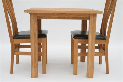 Solid Oak Dining Table 80cm X 80cm 2 Seater Just 163 149 Ebay Small Dining Table And Chairs Uk