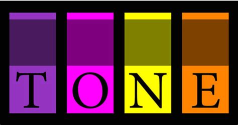 tone on tone color color terms you need to know designcontest