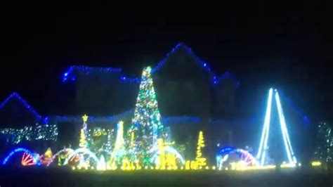 christmas lights in conway ar katherine conway ar light show