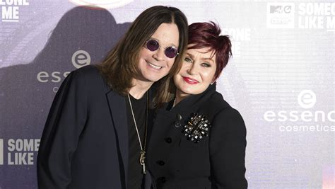mtv emas 2014 did sharon osbourne just throw shade at kim sharon and ozzy osbourne a timeline of their marriage