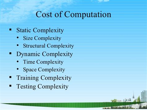 Types Of Mba Workshops by Types Of Cost Ppt Mba 2009