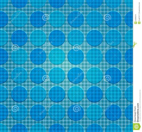 dot pattern repeat blue dot pattern of repeat stock vector illustration of