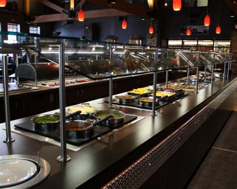50 foot salad bar buffet picture of iowa 80 kitchen