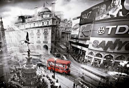 tattoo london piccadilly big red bus in piccadilly photography abstract