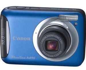 Kamera Canon A495 Portpolio Lima Kamera Saku Keren Harga Dibawah Satu Juta