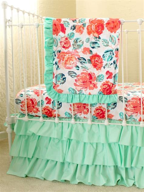 mint and coral baby bedding best 25 mint and navy ideas on pinterest gender neutral baby shower boy baby