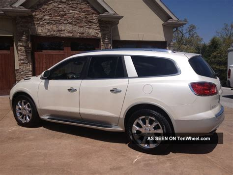 automobile air conditioning service 2012 buick enclave transmission control 2012 buick enclave awd white diamond premium every option availabe dvd