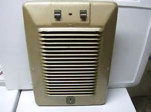 vintage thermador bathroom wall heater v wall decal