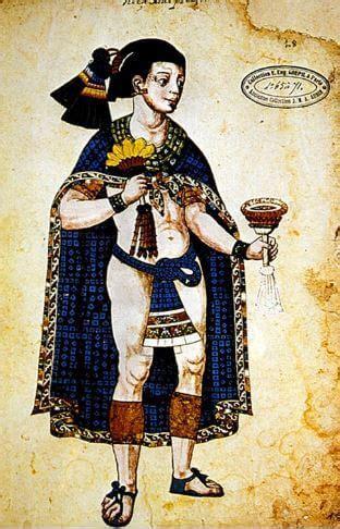 imagenes vestimenta aztecas vestimentas y ropas en la cultura azteca resumen y