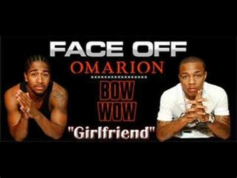 bow wow is officially off the market engaged to love hip hop face off bow wow and omarion girlfriend youtube