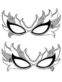 free printable mardi gras coloring pages kids