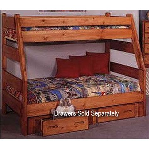 rc willey beds palomino bunk bed