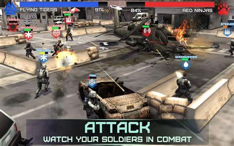 rivals at war modded apk rivals at war v1 3 android apk indir