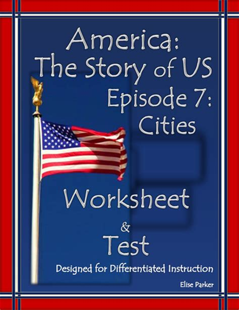 The Who Built America Worksheet by The Who Built America Episode 2 Worksheets By