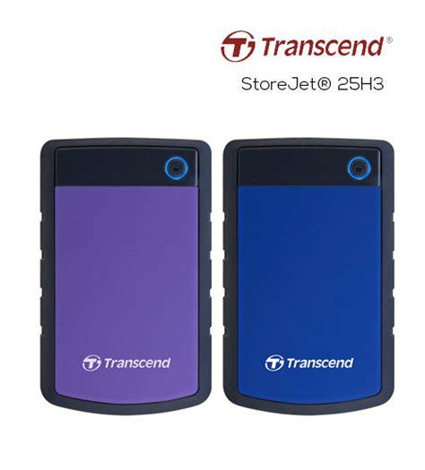 Hardisk 1tb Transcend transcend storejet anti shock 25h3 usb 3 0 rugged external