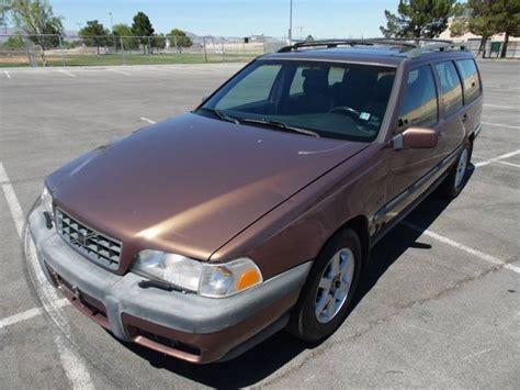 volvo station wagon 1998 1998 gasoline volvo v70 station wagon for sale 42 used