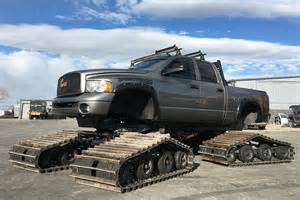 Dodge Diesel Truck Scorpio S Garage You Can Buy The Sno Cat Dodge Ram From