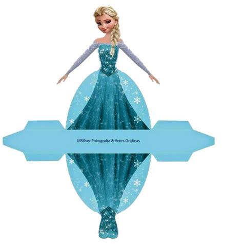 Souvenir Figura moldes cajas souvenirs vestidos figuras frozen tu sitio
