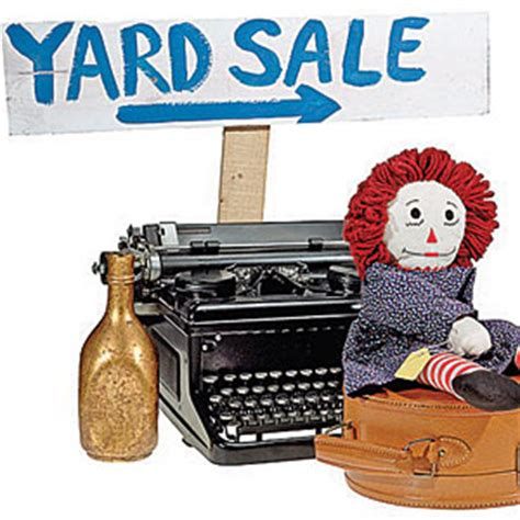 Garage Sales Evanston Tips For A Successful Yard Sale The Evanstonian