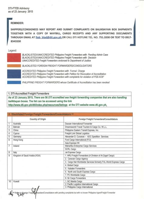 forwarders cargo receipt template forwarders cargo receipt