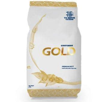 Coffindo Gold Roasted 500gr coffindo gold premium bold