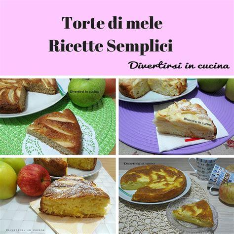ricette di cucina le ricette di giallozafferano it torte di mele ricette semplici divertirsi in cucina