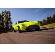New Aston Martin Vantage Revealed  Full Details And Specs