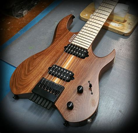best headless guitar kiesel guitars carvin guitars v7 vader headless series