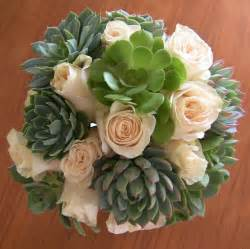 succulent bouquet white succulent bouquet