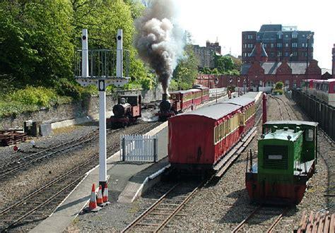 Miniatur Bis Liverpool isle of railway