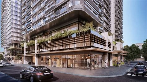 Appartments Sydney by New Apartments Set To Complete The Green Of Chippendale