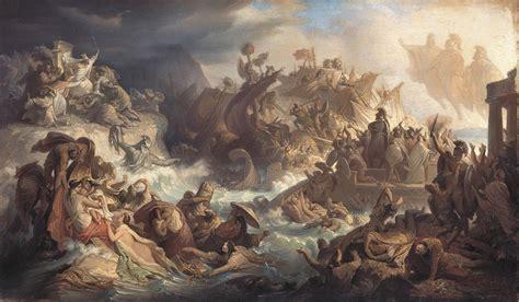 riassunto delle guerre persiane le guerre persiane