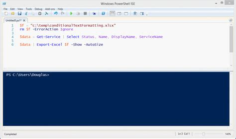 format excel with powershell github dfinke importexcel powershell module to import