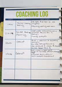 coaching log ms houser
