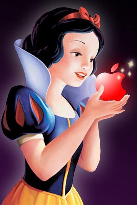 snow white apple  iphoneipod touchandroid